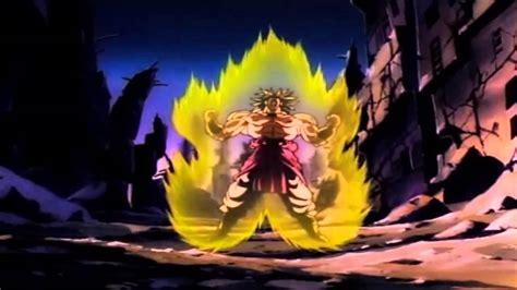 dbz amv dragon ball  goku  broly broly legendary