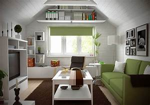 15 Well Designed Living Spaces In The Attic Home Design