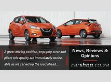 Carshop First Drives New Nissan Micra Carshop Reviews
