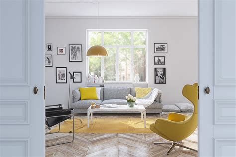 Home Decor Yellow : Lemon Yellow Is Always A Good Idea