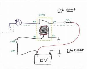 21885 Simple Relay Wiring Diagram