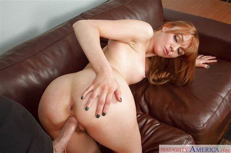 Redhead Fondles And Knows Fucking Hardcore
