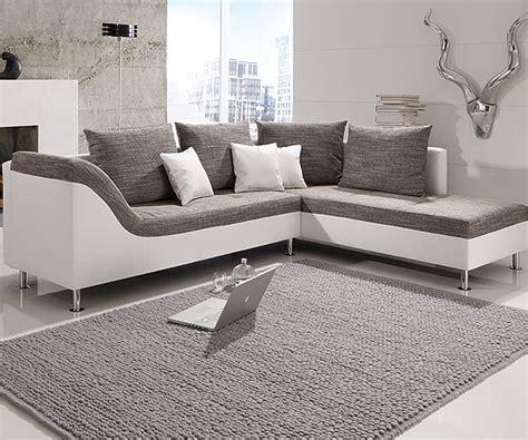 Ecksofa Philip Wohnlandschaft Couch Sofa Mit Ottomane
