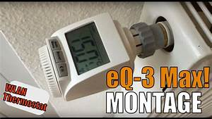 Günstige Alternative Zu Plexiglas : eq 3 max g nstige alternative zu eve thermo tado wlan thermostat youtube ~ Whattoseeinmadrid.com Haus und Dekorationen