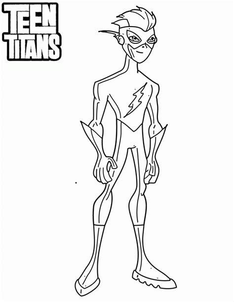 Flash Coloring Pages  Best Coloring Pages For Kids