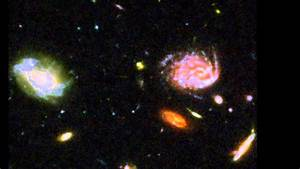 Hubble Deep Field High Resolution - Pics about space