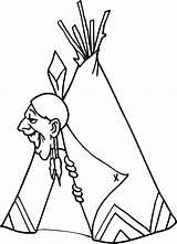 Coloring Indian Ausmalbilder Indianer Malvorlagen Ausdrucken Zum Indio Colorir Pfeil Bogen Kostenlos Desenho Harry Sheets Printable Cherokee Indische Potter Tudodesenhos sketch template