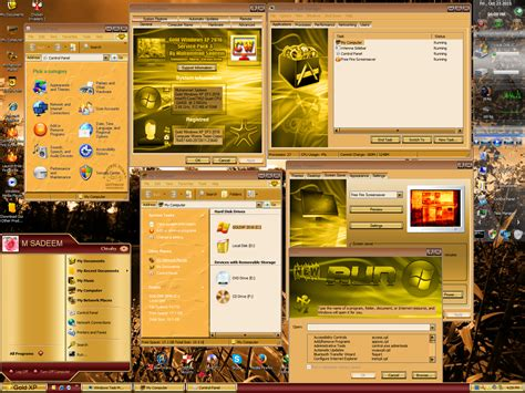 gold windows xp sp  drivers    computer worms team