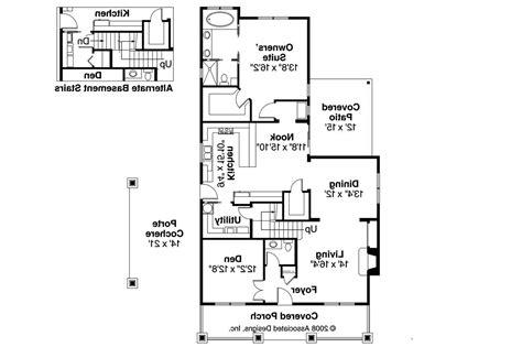 bungalow house plans markham    designs