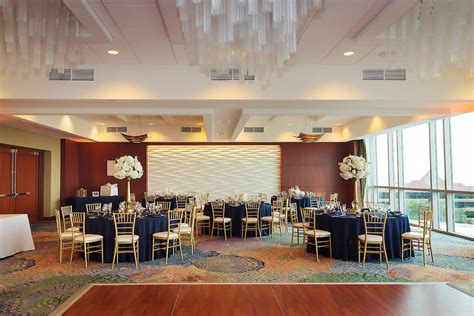 Elegant Navy Blue Waterfront Wedding The Westin Tampa Bay