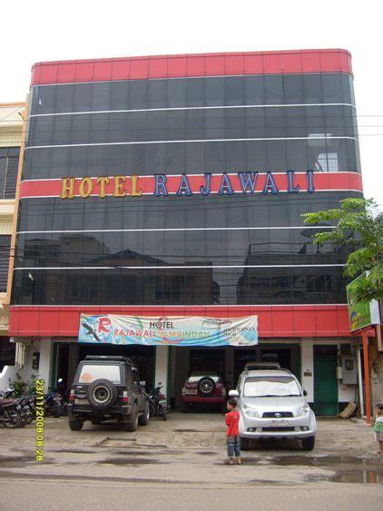 Hotel Rajawali Samindah Banjarmasin South Kalimantan