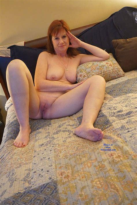 Redhead Milf Nude Again July Voyeur Web