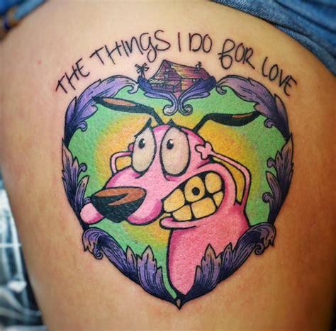 Cartoon Tattoos  Tattoo Ideas