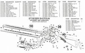 Stoeger Sxs Parts Diagram