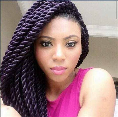 Different Hairstyles For Senegalese Twists by 5 Ways To Wear Senegalese Rope Twists Voice Of Hair