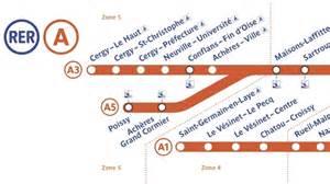 Rer A   Retour  U00e0 La Normale Du Trafic Apr U00e8s De Fortes Perturbations