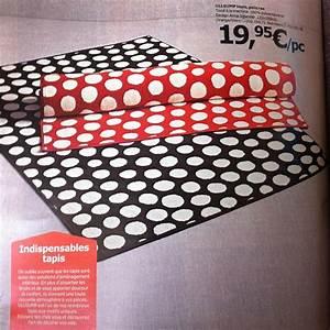 Tapis Chez Ikea : ikea tapis noir affordable sur le site dika vous pouvez les trouver ici pour le noir et l pour ~ Nature-et-papiers.com Idées de Décoration