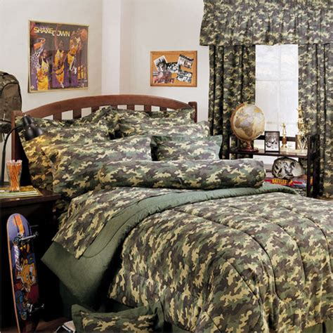 camouflage bedding how to decor boy s bedroom interior designing ideas