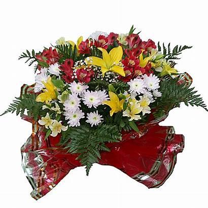 Flower Format Bouquets