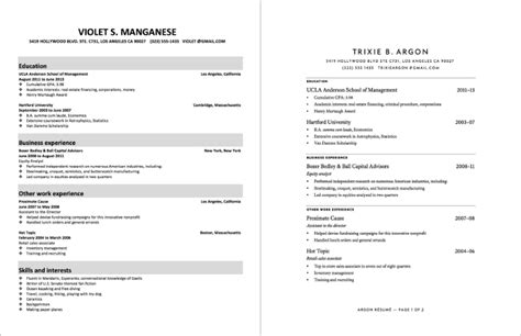 Easy Resume by How To Do Your Resume Letters Free Sle Letters