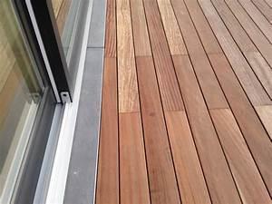 Terrasse Bois Exotique : comment r aliser une terrasse en bois exotique ~ Melissatoandfro.com Idées de Décoration