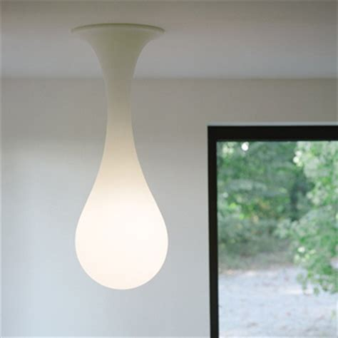liquid raindrop modern ceiling light fixture novacom