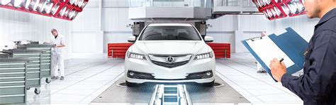 Santa Acura Service by Southern California Acura Dealers Parts Service
