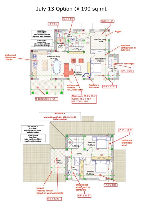 floor plans  big italian adventure part