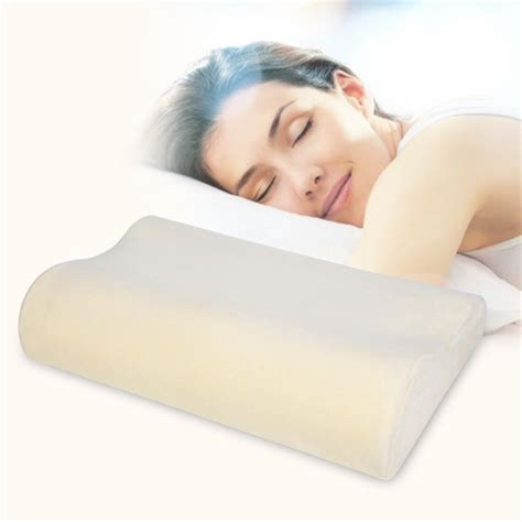 neck pillow for sleeping contour orthopedic sleeping memory foam pillows firm