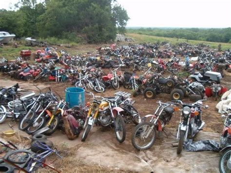 Motorcycle And Atv Salvage Yard