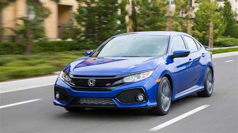 2019 Honda Civic Si by 2019 Honda Civic Si Gets New Colors Interior