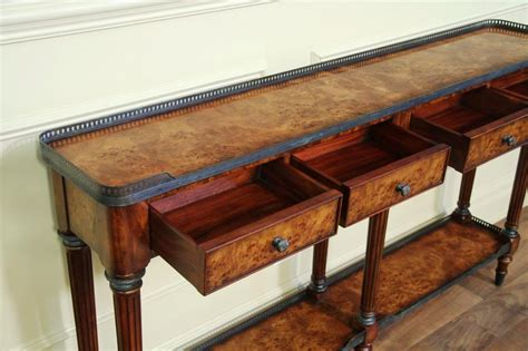 8 Inch Deep Console Table