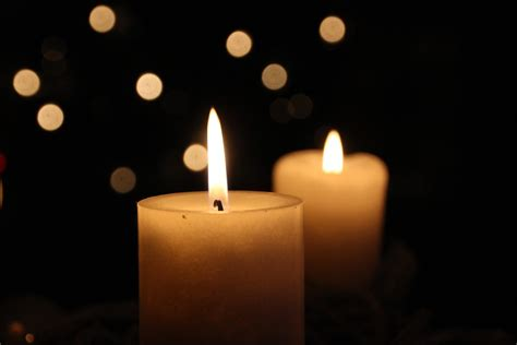 candle light kerzen kostenloses foto advent kerzen weihnachten