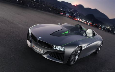 2011 Bmw Vision Connected Drive Concept Wallpaper
