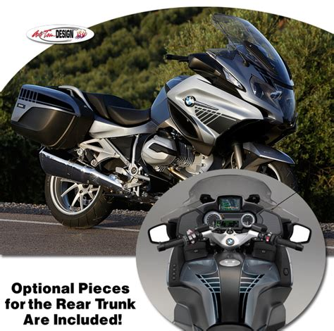 Graphic Kit 2 For Bmw R 1200 Rt