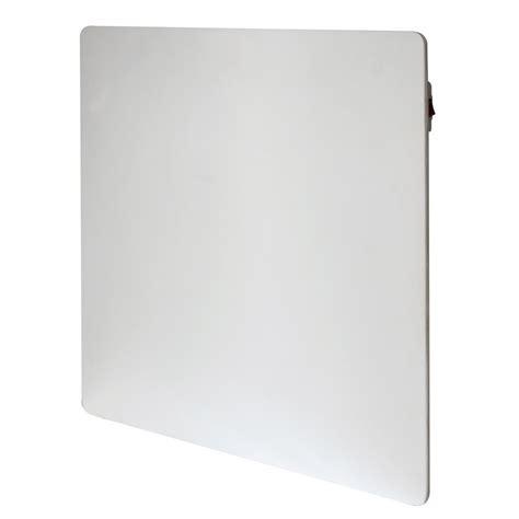 chauffage blanc 224 inertie s 232 che thermostat 425w chemin arte bricozor