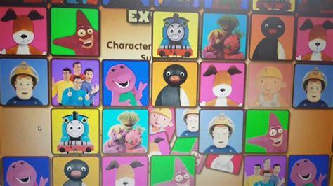 playtime children s favourites dvd menu