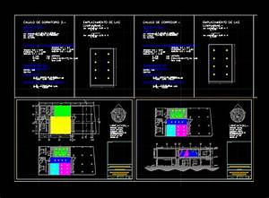 Lighting design dwg block for autocad designscad