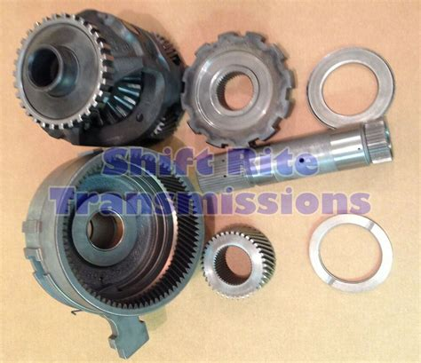te  differential set assembly final drive ring gear