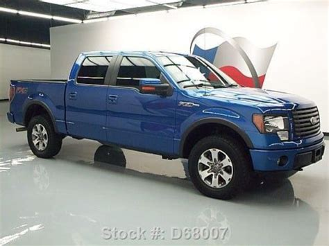 online auto repair manual 2012 ford f150 windshield wipe control purchase used 2012 ford f 150 fx4 off road crew 4x4 5 0l v8 27k miles texas direct auto in