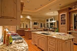 luxury kitchen islands 124 custom luxury kitchen designs part 1
