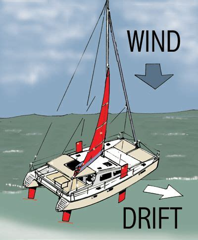Sailing Catamaran With Daggerboards by By Their Nature Larger Catamarans Are Exceptionally Safe