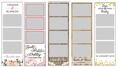 photo booth templates photo booth template shatterlion info