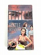 Hostile Intentions (VHS, 1996) Tia Carrere, Very RARE ...