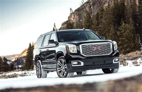 2019 Gmc Yukon Denali Price Xl Configurations Colors