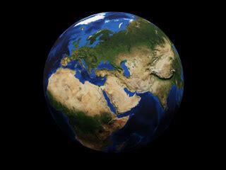 Earth 3D Model | NASA Solar System Exploration