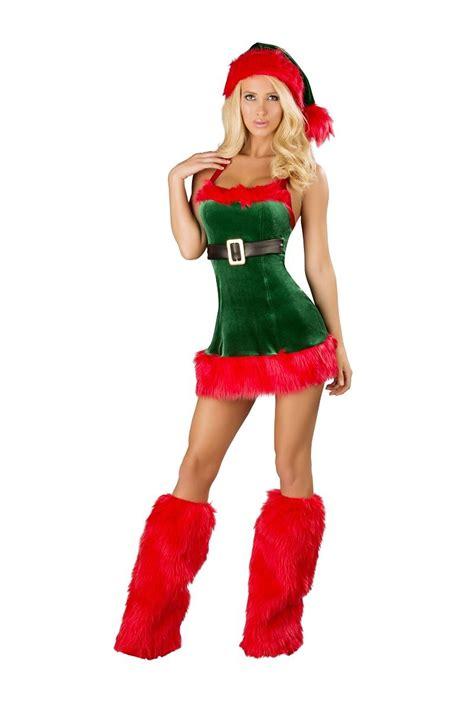 adult santas envy women christmas costume 52 99 the