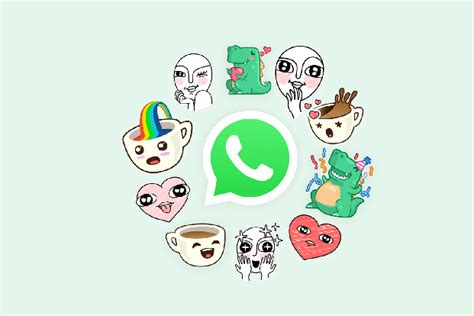 new whatsapp stickers update allows you to create your own