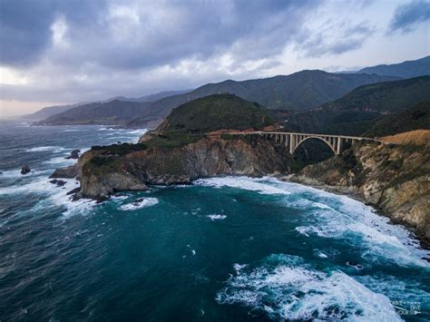 The Beauty Of The Central Coast Of California · Escapees