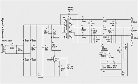 make this 3 3v 5v 9v smps circuit circuit projects